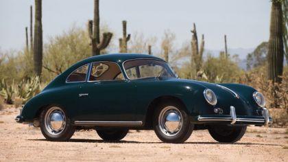 1955 Porsche 356A coupé 9