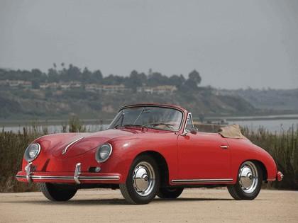 1955 Porsche 356A cabriolet 1