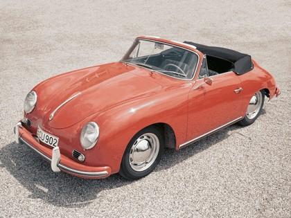 1955 Porsche 356A cabriolet 3