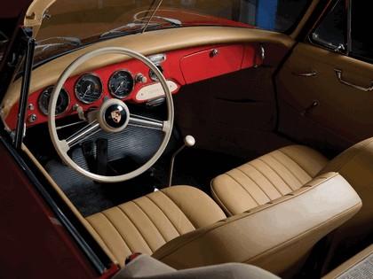 1955 Porsche 356A cabriolet 4