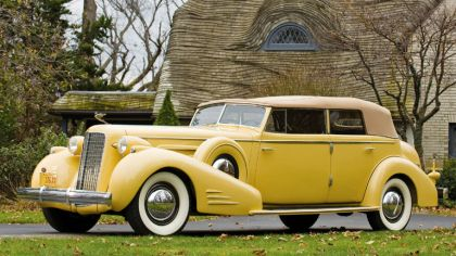 1935 Cadillac V16 452 D Imperial convertible 5