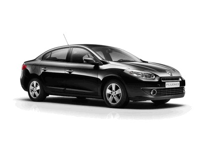 2009 Renault Fluence 1