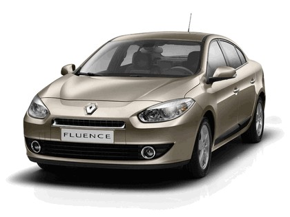 2009 Renault Fluence 3