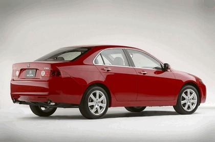 2004 Acura TSX 5
