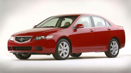 2004 Acura TSX 7