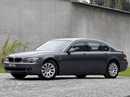 2005 BMW 760Li ( E66 ) Security 1