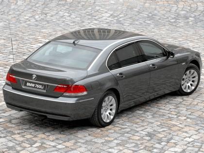 2005 BMW 760Li ( E66 ) Security 3