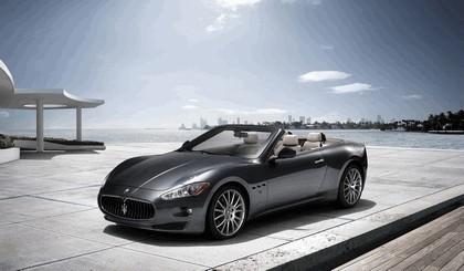 2009 Maserati GranCabrio 2