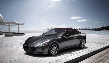 2009 Maserati GranCabrio 5