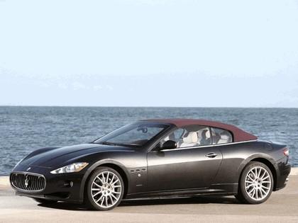 2009 Maserati GranCabrio 7