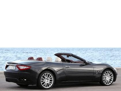 2009 Maserati GranCabrio 8