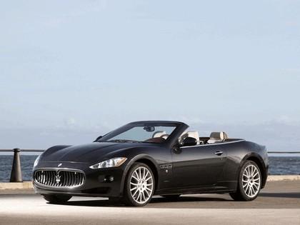 2009 Maserati GranCabrio 10