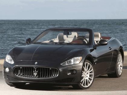 2009 Maserati GranCabrio 11