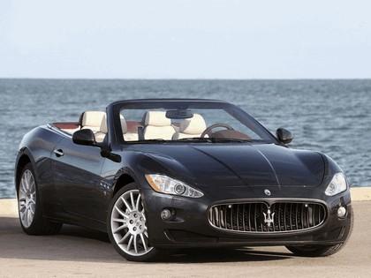 2009 Maserati GranCabrio 12