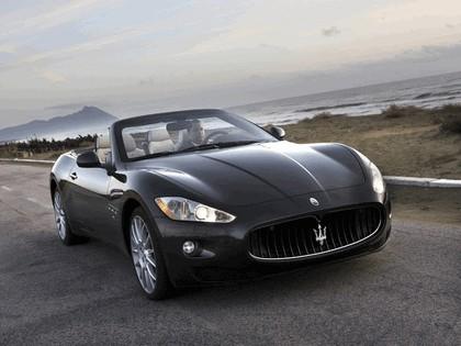 2009 Maserati GranCabrio 13