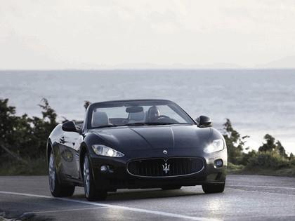 2009 Maserati GranCabrio 14