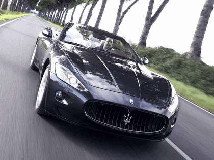 2009 Maserati GranCabrio 15