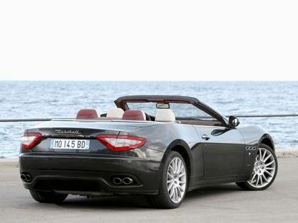 2009 Maserati GranCabrio 17