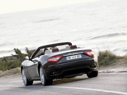 2009 Maserati GranCabrio 18