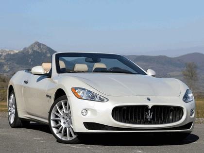 2009 Maserati GranCabrio 21