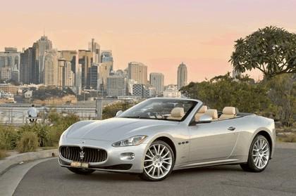 2009 Maserati GranCabrio 23