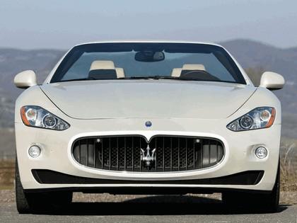 2009 Maserati GranCabrio 25