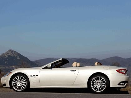 2009 Maserati GranCabrio 26