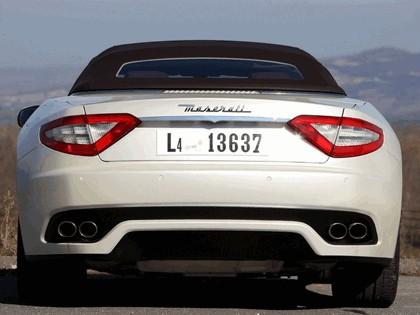 2009 Maserati GranCabrio 27