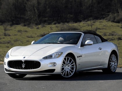 2009 Maserati GranCabrio 28