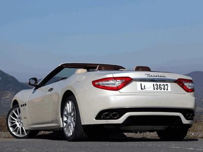 2009 Maserati GranCabrio 29