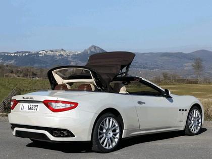 2009 Maserati GranCabrio 30