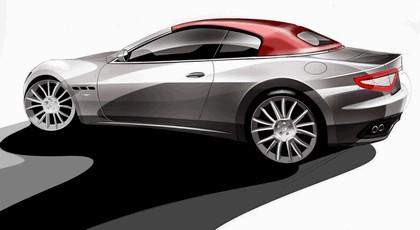 2009 Maserati GranCabrio 34