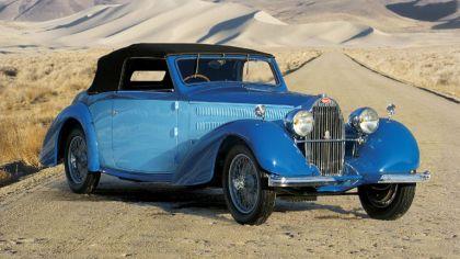 1937 Bugatti Type 57 Stelvio 8