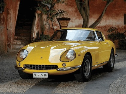 1966 Ferrari 275 GTB-4 7