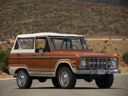 1966 Ford Bronco 2