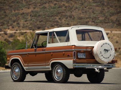 1966 Ford Bronco 3