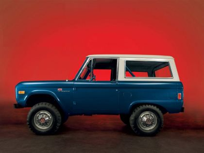 1966 Ford Bronco 4
