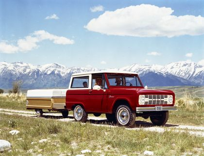 1966 Ford Bronco 5