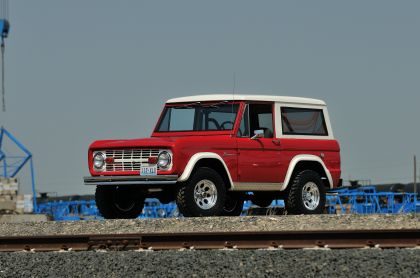 1966 Ford Bronco 6