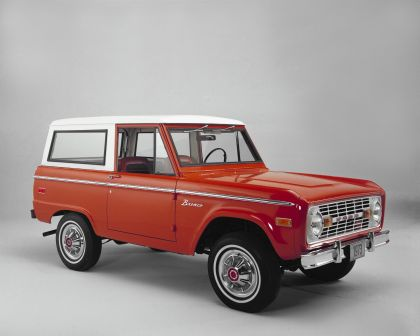 1966 Ford Bronco 7