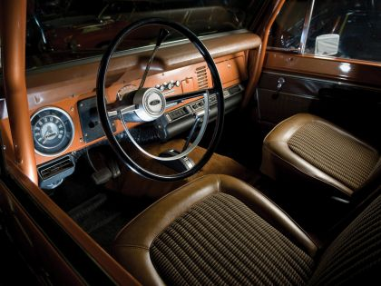 1966 Ford Bronco 9