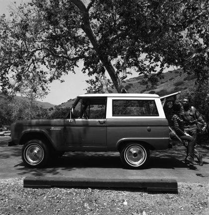 1966 Ford Bronco 11