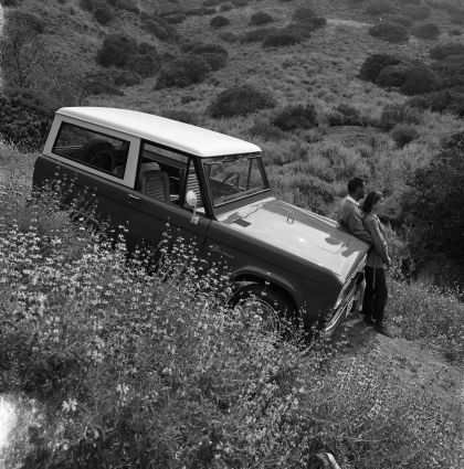 1966 Ford Bronco 16