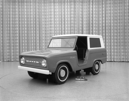 1966 Ford Bronco 39