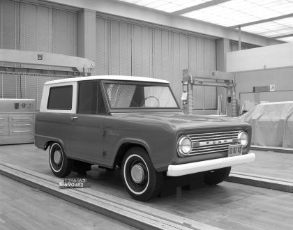 1966 Ford Bronco 41