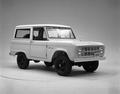 1966 Ford Bronco 45