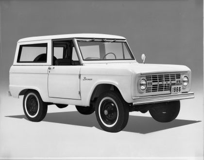 1966 Ford Bronco 46