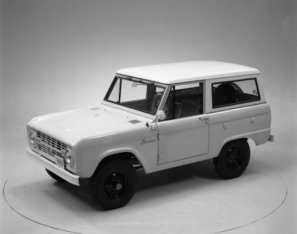 1966 Ford Bronco 49