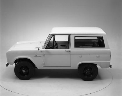 1966 Ford Bronco 50
