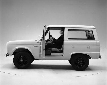 1966 Ford Bronco 53